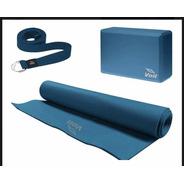 Set Completo Para Yoga- Pilates Voit