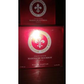 Perfume Importado Marina De Bourbon 100ml