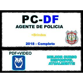 Pc-df (pcdf) - Agente De Policia