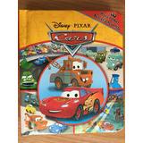 Libro Mini Primer Busca Y Encuentra Cars