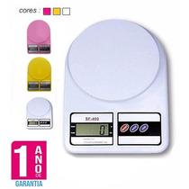 Mini Balança Digital Precisão 10kg Cozinha Comercio Sf-400