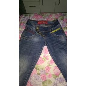 Calça Jeans Fill Sete Numero 36 Usada Poucas Vezes