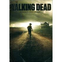 Box Set Dvd The Walking Dead Temporada 2 ( 2011 ) - Robert K