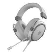 Auriculares Gamer Vsg Singularity Z Blanco 3.5 Pc Micrófono