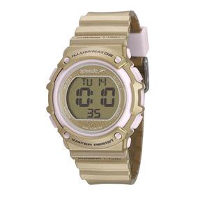 e159a8f9300 Relogio Speedo Feminino Dourado - Joias e Relógios no Mercado Livre ...