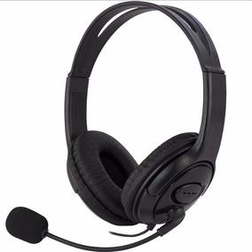 Fone Ouvido Headset Para Xbox 360 Microfone Frete Grátis