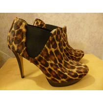 Inc Internacional Concepts Leopardo Tallas 6 Y 8 Mexicano