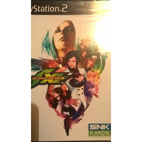Ps2 King Of Fighters Kof Xi