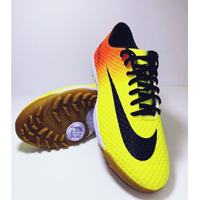 Chuteira Futsal Numero 36 Adultos Society - Chuteiras Amarelo no ... f6b08d2571115