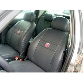 Capa Banco Carro 100% Couro Courvin - Palio 96 A 2011 - Fiat