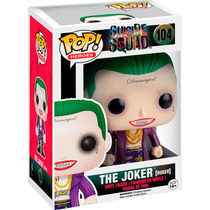 Funko Pop The Joker Guason Suicide Squad Dc Comics Exclusivo