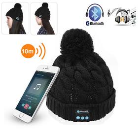 Inalámbrica Bluetooth Suave Caliente Gorro Sombrero Tapa
