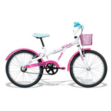 Bike Caloi Barbie Aro 20