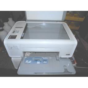 Impresora Hp F4280 Photosmart Repuesto Escaner, Lector, Tapa