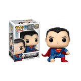 Figura Coleccionable Pop Justice League Superman Funko