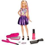 Juguete Muñeca Barbie Diseñadora De Peinado Dwk68 Mattel