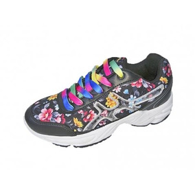 zapatillas vans mujer floreadas