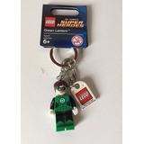 Chaveiro Lego Lanterna Verde Green Dc Original Eua Verde