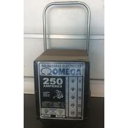 Soldadora 250 Amp Embobinado Aluminio Sol250a