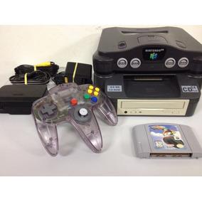 Raro Cd64 Plus , Roda Cd No Nintendo 64 , Confira!!!