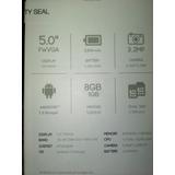 Telefono Celular Android Hyundai E501 - Nuevo