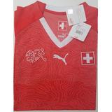 Camisa Original Suíça 2018 (home) Frete Grátis!