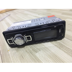 Radio Pra Carro Mp3 Player Usb Sd Mmc Fm Auxiliar
