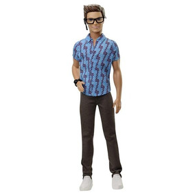 Barbie Escuadrón Secreto Ken Inventor Mattel Dhf19