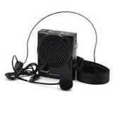 Megafono Cintura Altavoz Usb Sd Recargable Microfono