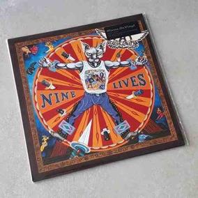 Vinil Lp Aerosmith Nine Lives 2-lps 180g Lacrado