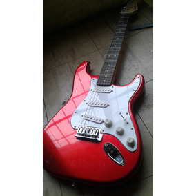 Fender Stratocaster Squier California Canje Envio Tarjetas!