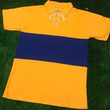 Camiseta Boca Juniors Alternativa 1916 Retro Alta Calidad