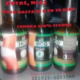 Gotas, Hcg2, Libre De Hormona - Total Life Changes