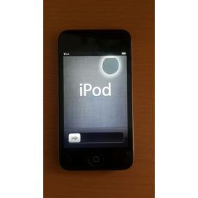 Ipod Touch 4g 32 Gbs Usado Con Cargador, Audifonos, Estuches