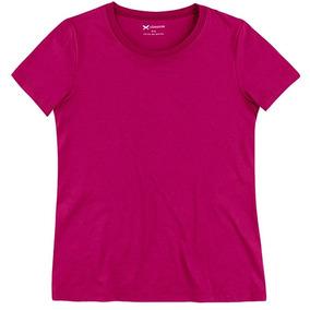 Camiseta Blusa Feminina Hering Básica ( 0241 )knh