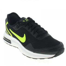 Tênis Nike Air Max Lb Ah7336-003 Masculino Preto