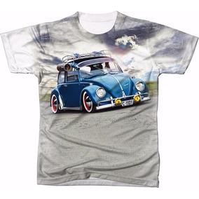 Camiseta Camisa Personalizada Fusca Carro 01