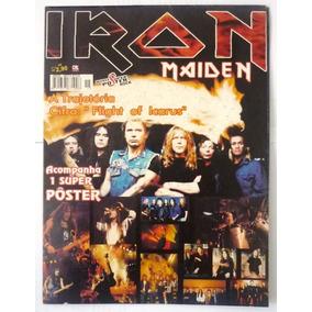 Revista Pôster Rock Nº 15 Iron Maiden