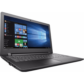 Notebook Lenovo 110-15isk I3 2.3/4/1t/15.6 /dvd/w10 Novo
