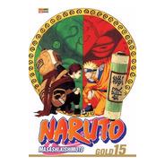 Naruto Gold 15! Mangá Panini! Edição Especial De Luxo