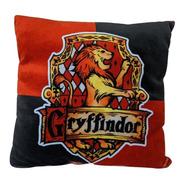 Almofada Harry Potter Grifinória Howgarts Plush Macio 25x25