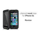 Carcasa Nuud Funda Lifeproof Iphone 5/5s Apple Waterproof