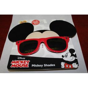 Lentes Mickey Mouse Para Nino/nina Con Proteccion Uv