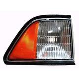 Cuarto Punta Chrysler Spirit R / T 1992 93 94 1995 Der Yry
