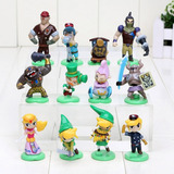 Coleccion De Figuras The Legend Of Zelda Spirit Tracks