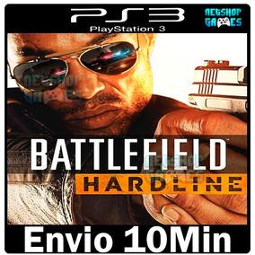 Battlefield Hardline Português * Ps3 Play3 Psn Digital