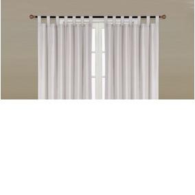 cortina de lino 140x220cm con presilla - Cortinas Lino