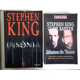 Stephen King - Lote Com 2 Livros