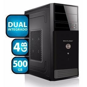 Micro Pc Desktop Intel Dual Core 2.41ghz J3060 4gb 500gb