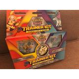 Cartas Pokemon Trainer Kit Dos Mazos Original Y Envío G